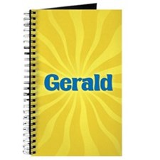 Gerald Sunburst Journal