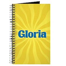 Gloria Sunburst Journal