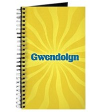 Gwendolyn Sunburst Journal