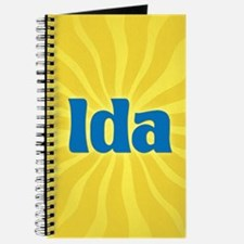 Ida Sunburst Journal