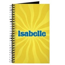 Isabelle Sunburst Journal
