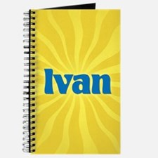 Ivan Sunburst Journal
