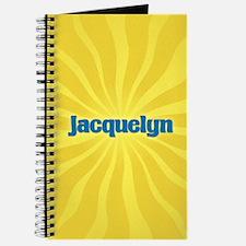 Jacquelyn Sunburst Journal