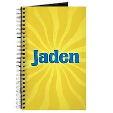 Jaden Sunburst Journal