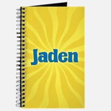 Jaden Sunburst Journal