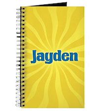 Jayden Sunburst Journal