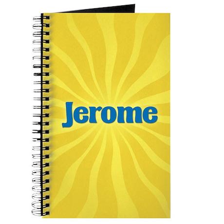 Jerome Sunburst Journal