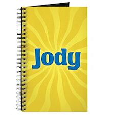 Jody Sunburst Journal