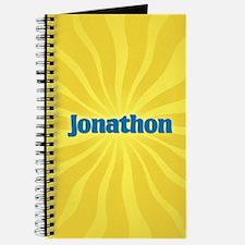 Jonathon Sunburst Journal
