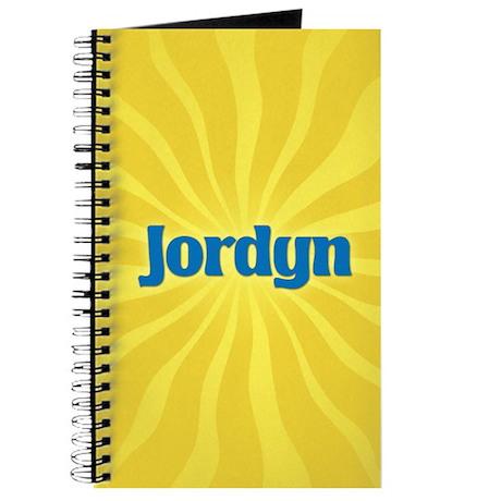 Jordyn Sunburst Journal