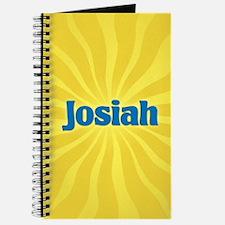 Josiah Sunburst Journal