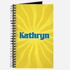 Kathryn Sunburst Journal