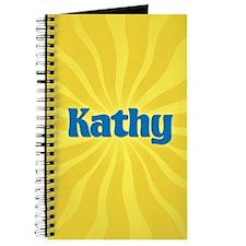 Kathy Sunburst Journal
