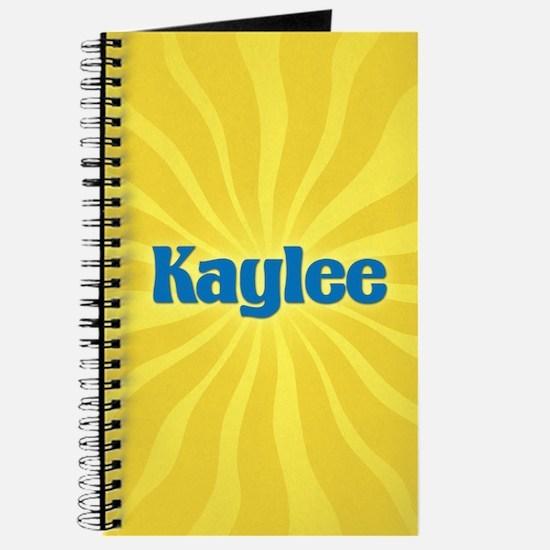 Kaylee Sunburst Journal