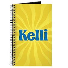 Kelli Sunburst Journal