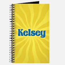 Kelsey Sunburst Journal