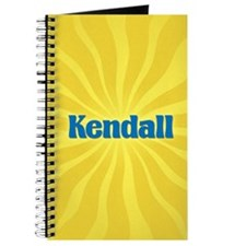 Kendall Sunburst Journal