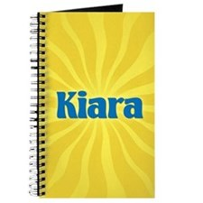Kiara Sunburst Journal