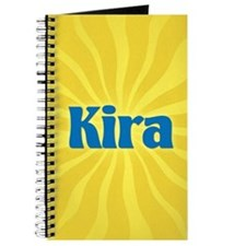 Kira Sunburst Journal