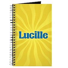Lucille Sunburst Journal