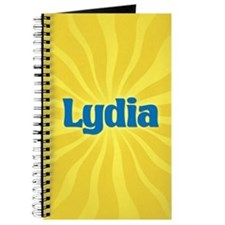 Lydia Sunburst Journal