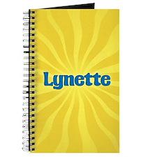 Lynette Sunburst Journal