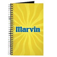 Marvin Sunburst Journal