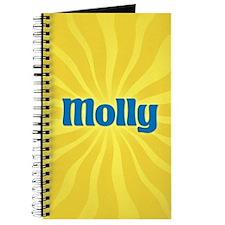 Molly Sunburst Journal