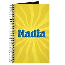 Nadia Sunburst Journal