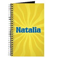 Natalia Sunburst Journal