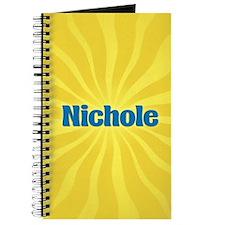 Nichole Sunburst Journal