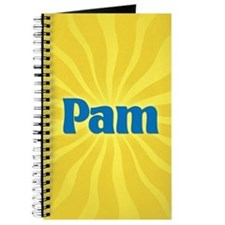 Pam Sunburst Journal