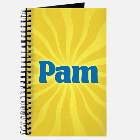 Pam Sunburst Journal
