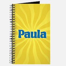 Paula Sunburst Journal