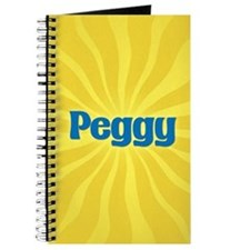 Peggy Sunburst Journal