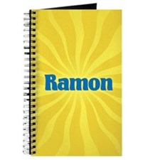 Ramon Sunburst Journal