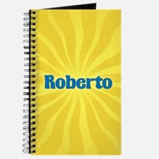 Roberto Sunburst Journal