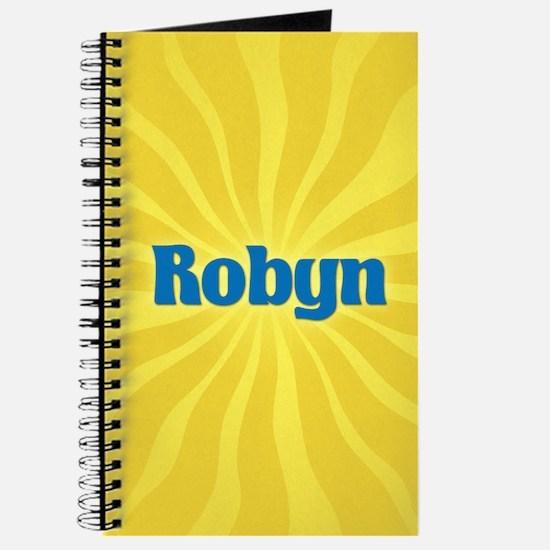 Robyn Sunburst Journal