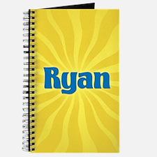 Ryan Sunburst Journal