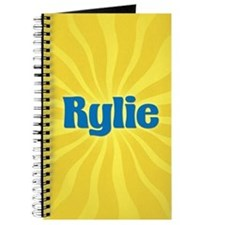 Rylie Sunburst Journal