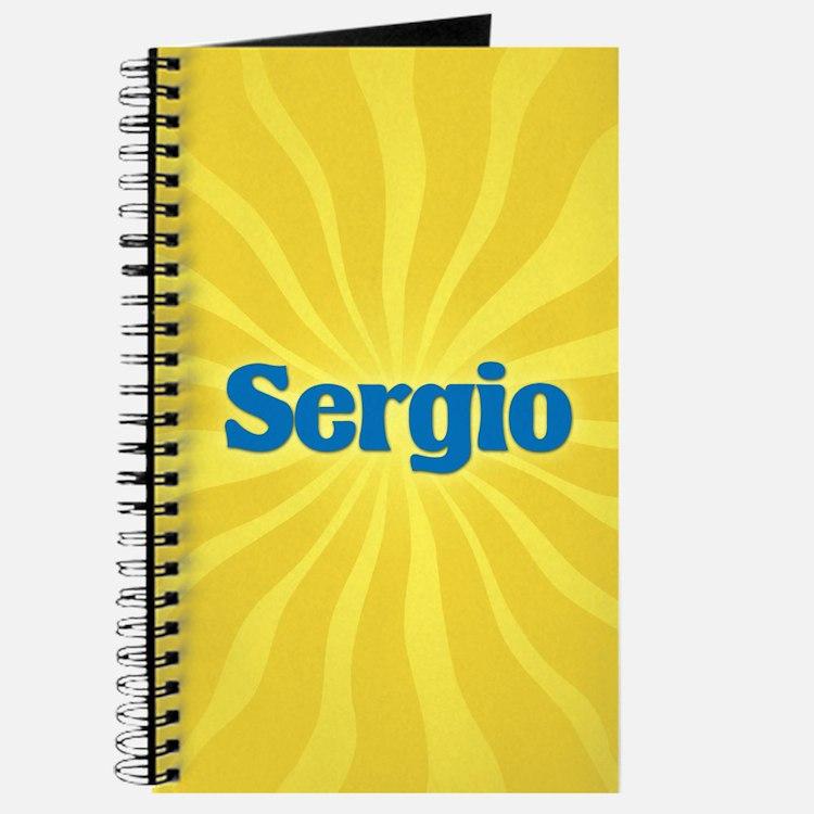 Sergio Sunburst Journal