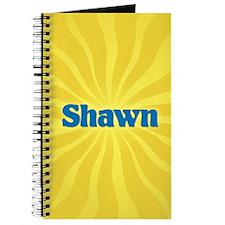 Shawn Sunburst Journal