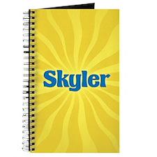Skyler Sunburst Journal