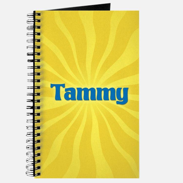 Tammy Sunburst Journal