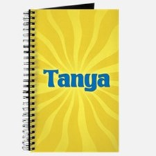 Tanya Sunburst Journal