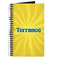 Terrance Sunburst Journal