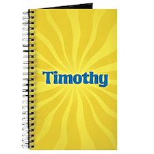 Timothy Sunburst Journal