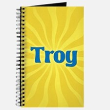 Troy Sunburst Journal