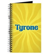 Tyrone Sunburst Journal