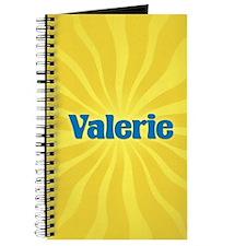 Valerie Sunburst Journal